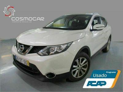 usado Nissan Qashqai 1.5 dci N-Connecta GPS