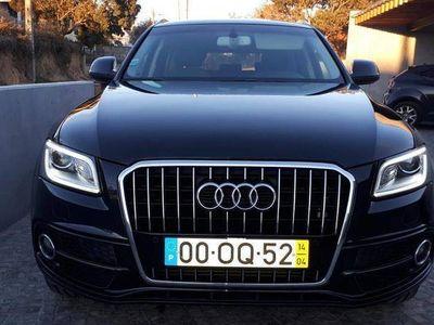 usado Audi Q5 2.0 Tdi S line