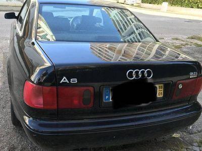 usado Audi A8 2.8 V6