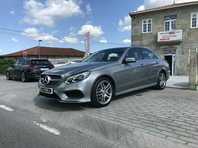 usado Mercedes E220 CDI AMG