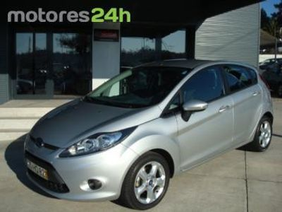 usado Ford Fiesta OPTIMO ESTADO