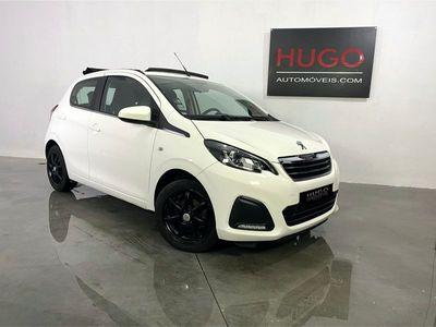 usado Peugeot 108 1081.0 vti active