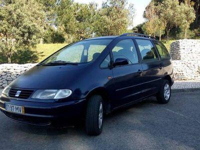 used Seat Alhambra 1.9TDI 110cv 7lug