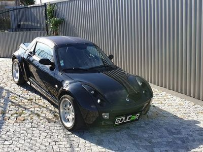 brugt Smart Roadster Cabrio Hard-Top
