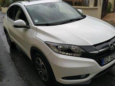 usado Honda HR-V Exclusive
