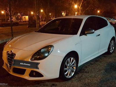 usado Alfa Romeo Giulietta Distinctive 1.6 JTDm