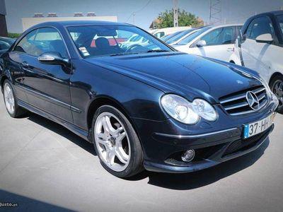 usado Mercedes CLK220 2.2CDi AVANTGARDE