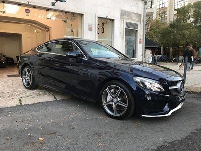 gebraucht Mercedes C250 AMG LINE