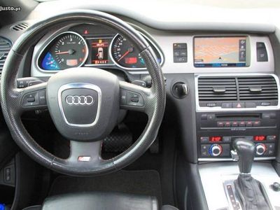 usado Audi Q7 3.0TDi S-Line Tecto -
