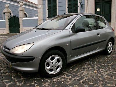 brugt Peugeot 206 1.4 HDi XAViatura de retoma