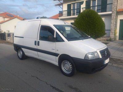 usado Citroën Jumpy 2000 HDI 3 Lugares