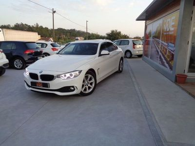 usado BMW 420 d Advantage Auto