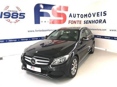usado Mercedes C250 CDI BlueTEC Avantgarde+ Aut.