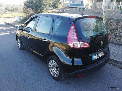 usado Renault Scénic 1.5 dci 110 cv GPS
