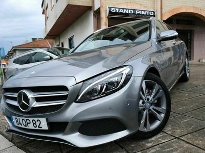 usado Mercedes C220 BlueTEC Avantgarde+ Aut.