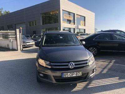 usado VW Tiguan 2.0 tdi