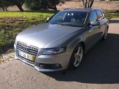 brugt Audi A4 Avant TDi Sport 170