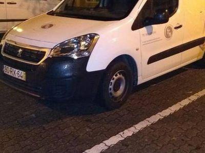 usado Peugeot Partner Van