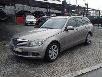 usado Mercedes C200 ST CDI CLASSIC GPS