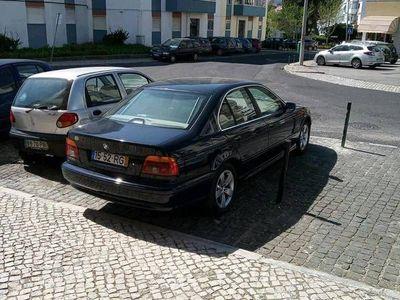 brugt BMW 525 dA Nacional