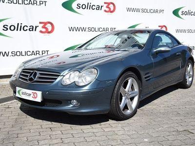 gebraucht Mercedes SL500 7G-T