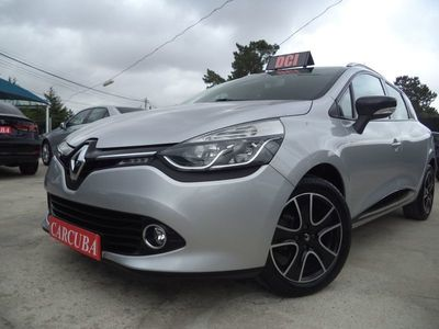 używany Renault Clio Sport Tourer 1.5 DCI ENERGY INTENS GPS CHAVE INTELIGENTE