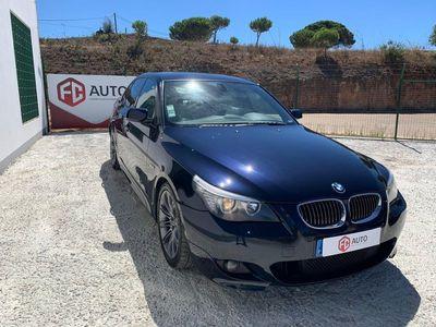 usado BMW 520 kit M