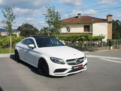 usado Mercedes C63 AMG AMG S V8 Biturbo