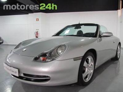 usado Porsche 911 Carrera 4 Cabriolet 911 996