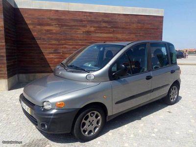 usado Fiat Multipla 6 lugares diesel