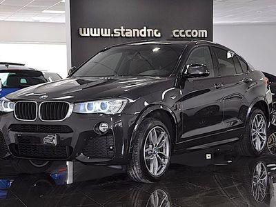 usado BMW X4 xDrive20dA Pack M