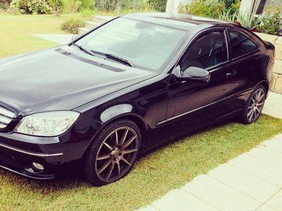 usado Mercedes CLC220 CDI 220 Sportecoupe