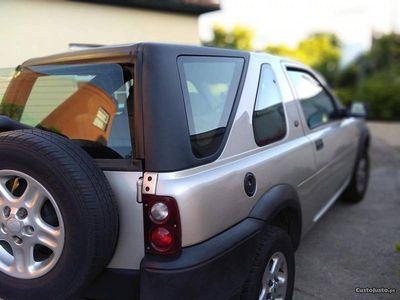 gebraucht Land Rover Freelander Var: ab; ver:028