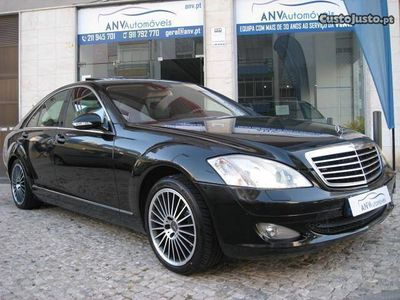 usado Mercedes S320 7-G Tronic