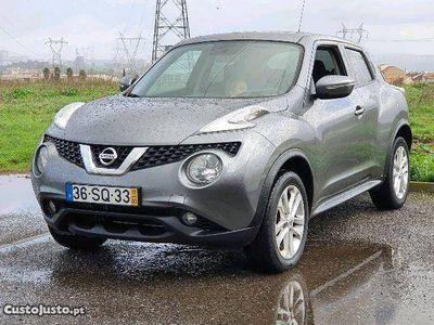 usado Nissan Juke 1.5 Dci Nacional