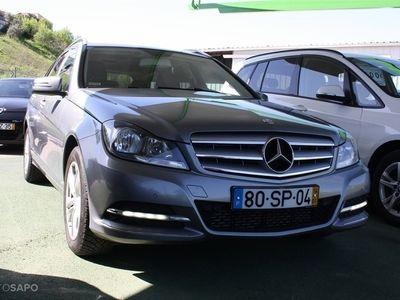 usado Mercedes C220 Classe CCDI AVANTGARDE