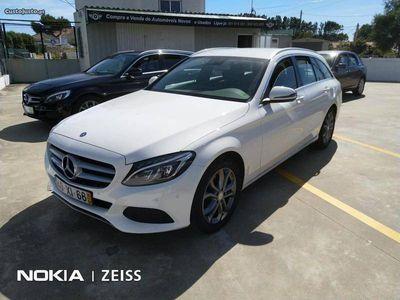 usado Mercedes C220 Avantgard 170cv
