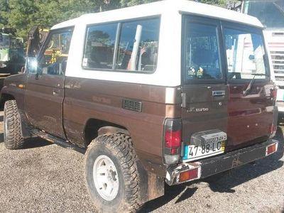usado Toyota Land Cruiser 4x4 - 91
