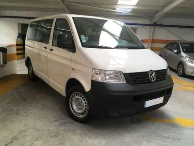 gebraucht VW Transporter T5 Diesel 9 L / Ac /iuc Antigo