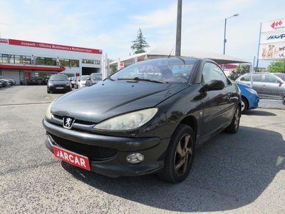 usado Peugeot 206 CC 1.6 110CV