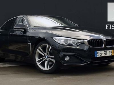 usado BMW 418 Gran Coupé Sport Line Auto