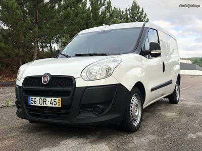 usado Fiat Doblò Maxi 1.6JTD 105CV 6V