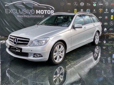 usado Mercedes C250 C 250CDI Avantgarde