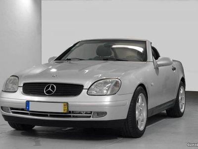 usado Mercedes SLK200 Auto+Pele