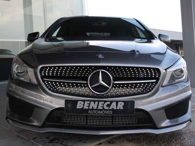 usado Mercedes CLA200 Shooting Brake CDi AMG GPS / Led / Pack Night