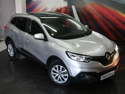 käytetty Renault Kadjar 1.5 DCI Exclusive LED PURE VISION GPS