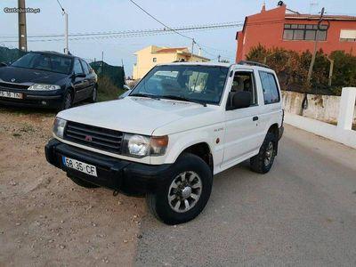 brugt Mitsubishi Pajero 2.8 tdi 7 lugares