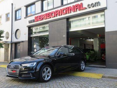 usado Audi A4 Avant 2.0TDI S-LINE Nacional