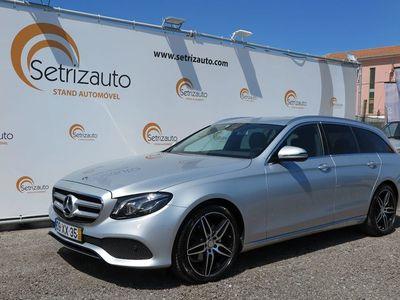 usado Mercedes E220 E 220Avantgard