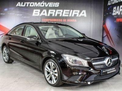gebraucht Mercedes CLA220 CDi Auto